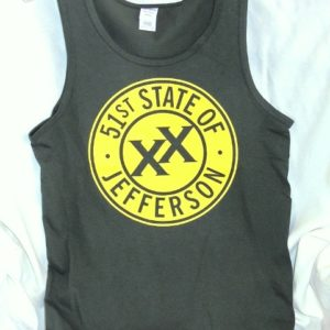 tank top mens green