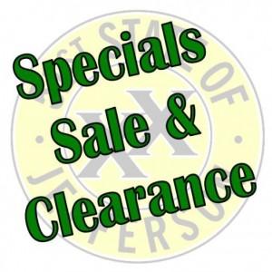 Sale & Clearance!