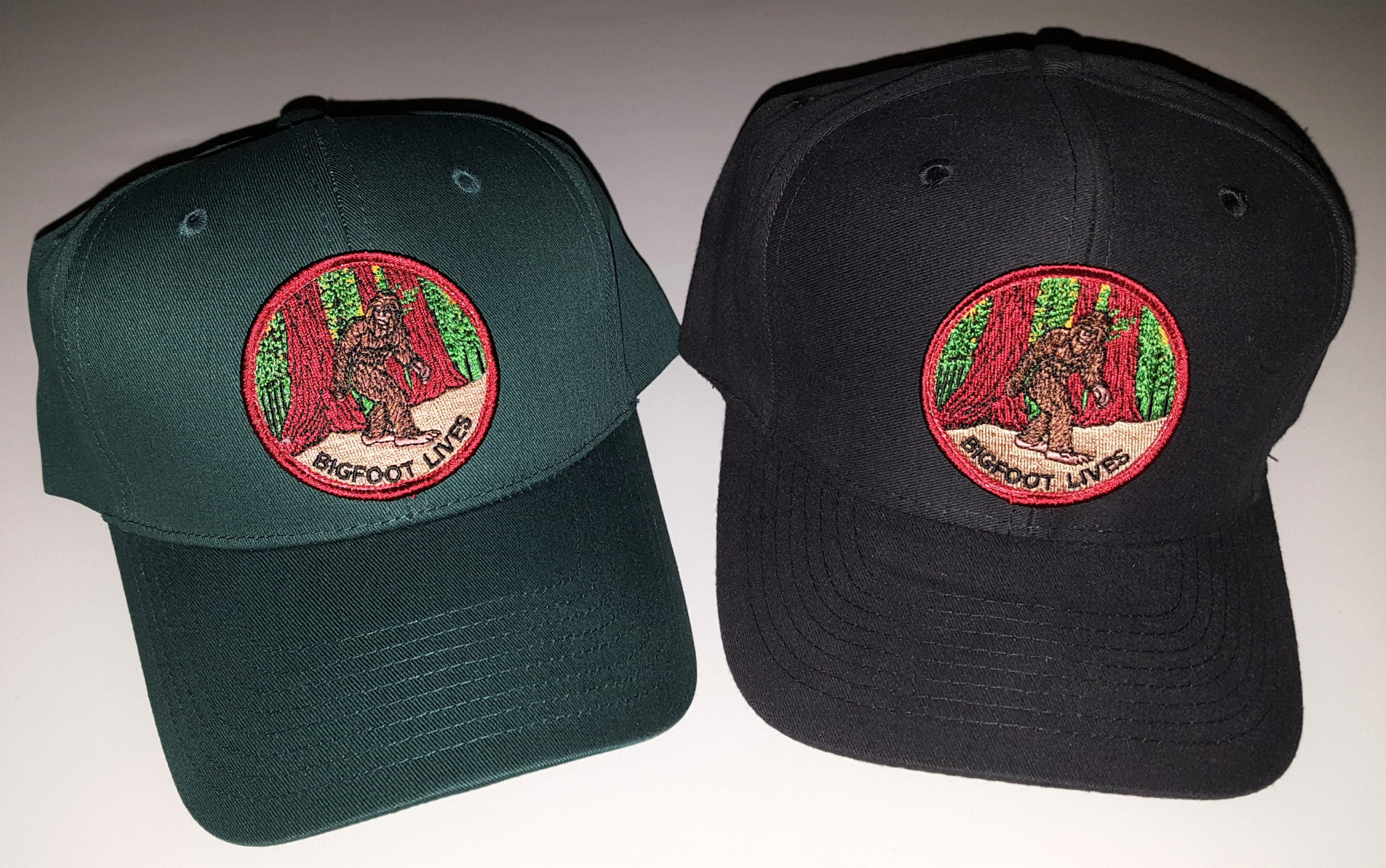 92ffe74721a Bigfoot Lives Hats – Jefferson Outfitters
